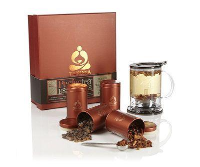 Teavana® Gift Collection | Tea gift sets, Teas and Cups