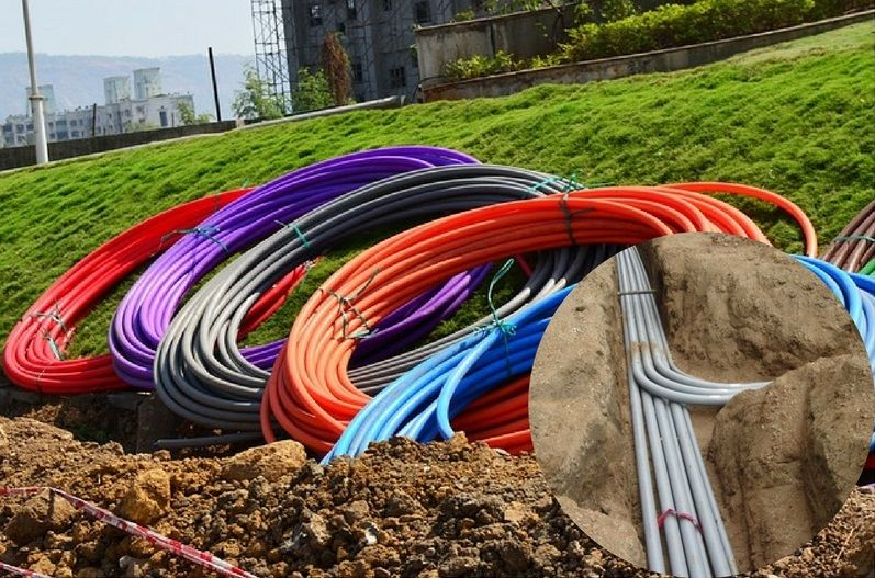 Benefits And Essentials Of Putting Utility Wired Underground Jagannath Industries Fiber Optic Fiber Optic Cable Submarine Cable
