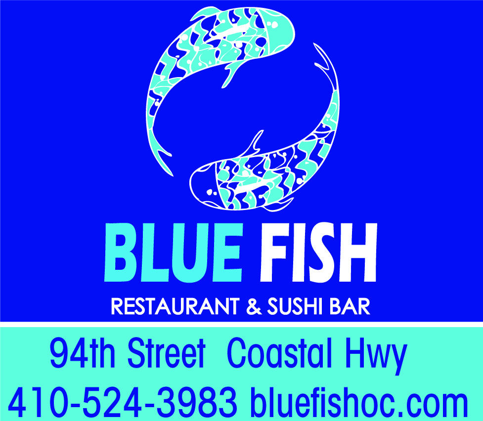 Welcome to blue fish japanese for Blue fish sushi menu