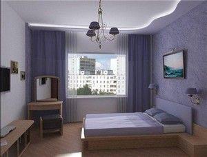 дизайн узкой спальни в хрущевке реальные фото 9 спальни House