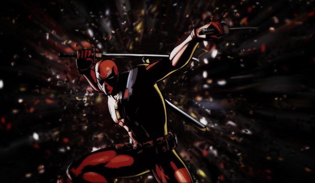 Iphone X Wallpaper Screensaver Background 130 Deadpool 4k Hd