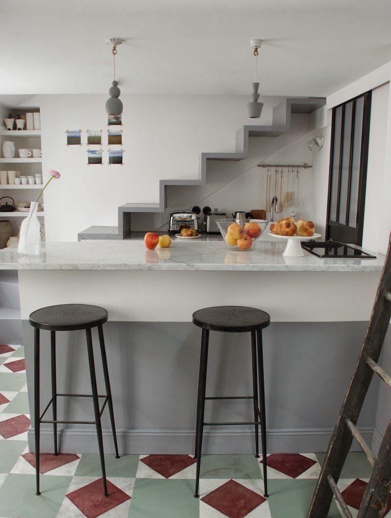 Tiene 25 m2, pero incluye una habitación de invitados y un despacho ...