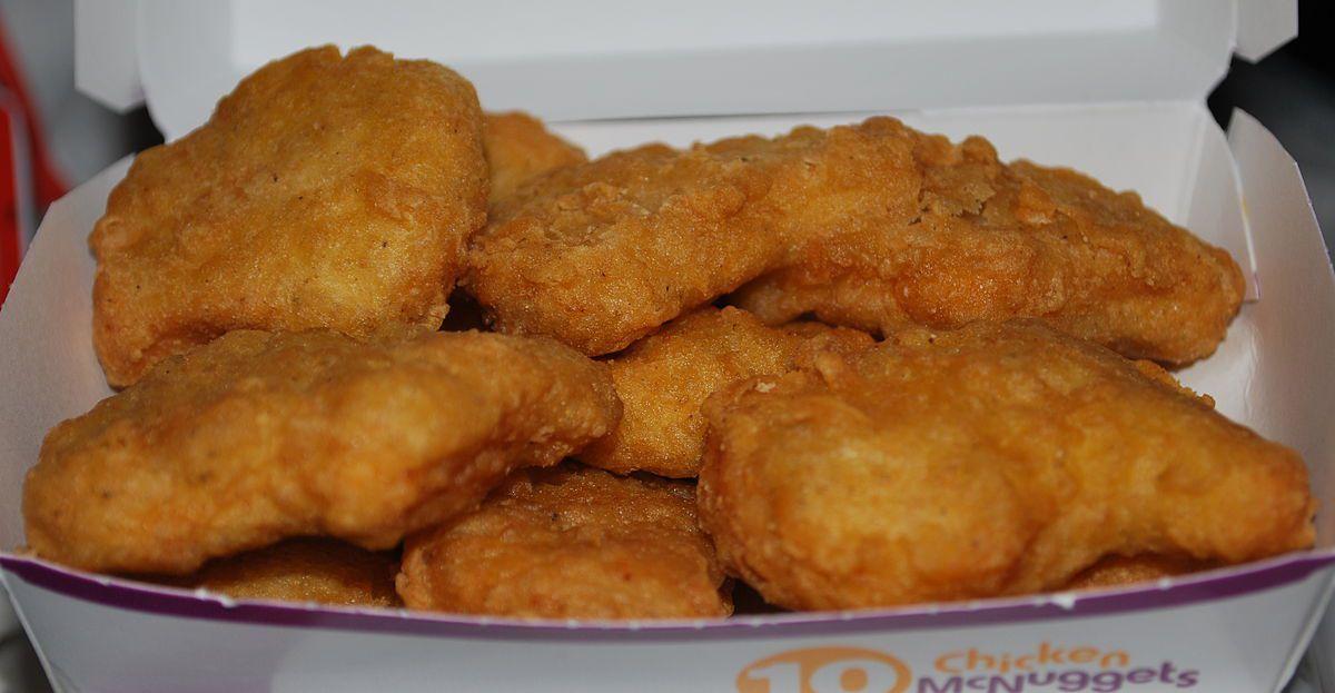 Golden Chicken Nuggets Recipe in 2020 Food, Chicken