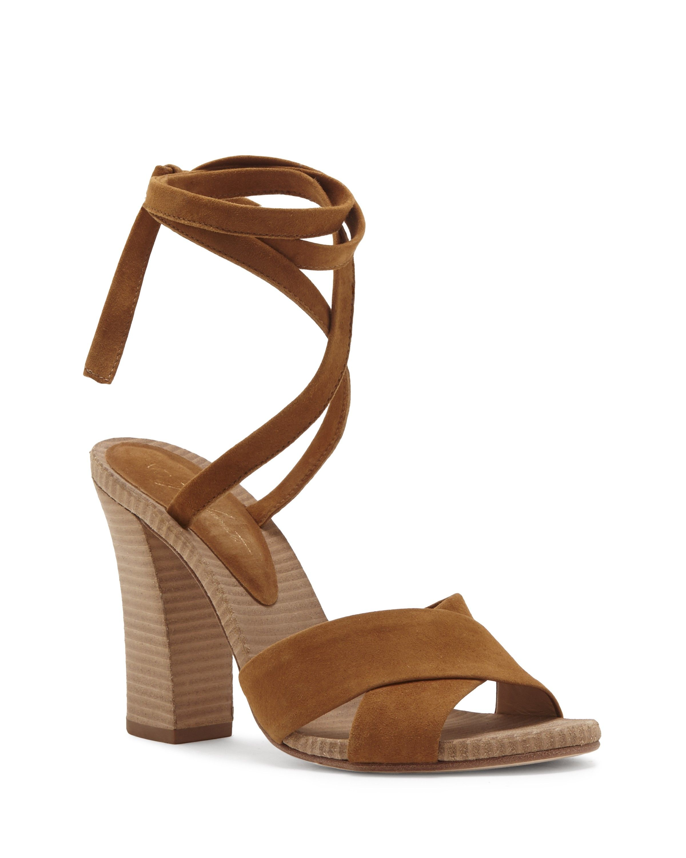 48bf248580f2 VINCE CAMUTO VC John Camuto Bailey – Lace-up Sandal.  vincecamuto  shoes
