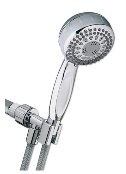 2.5 gpm TRS-553 | Hand holding, High pressure shower head and Hand ...