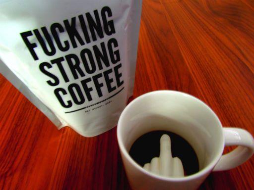 F**king kahvituokio