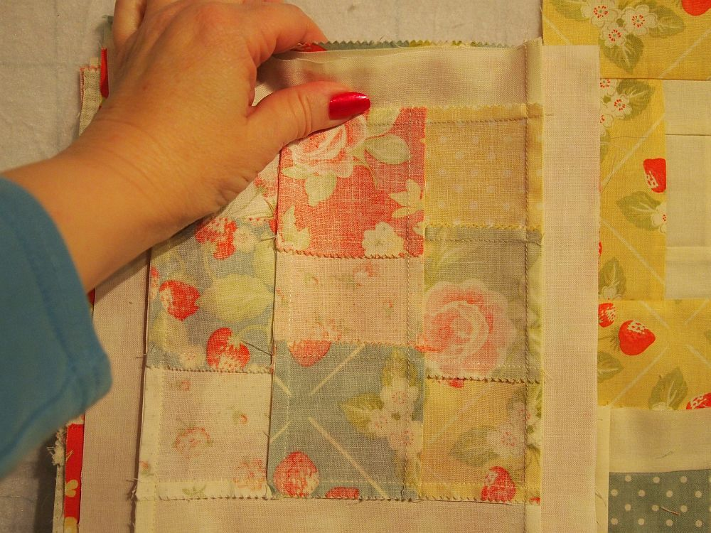 52 Quilts in 52 Weeks: Tuesday Tute: Keep Track of Your Quilt Layout