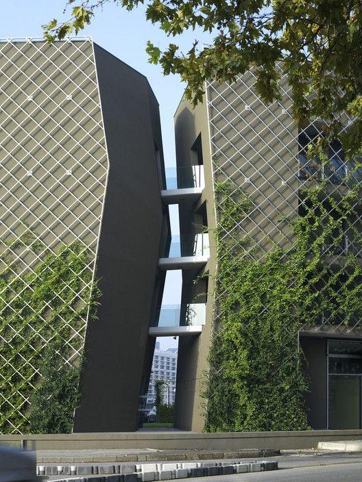 Ex Ducati Mario Cucinella Architects Facade Architecture