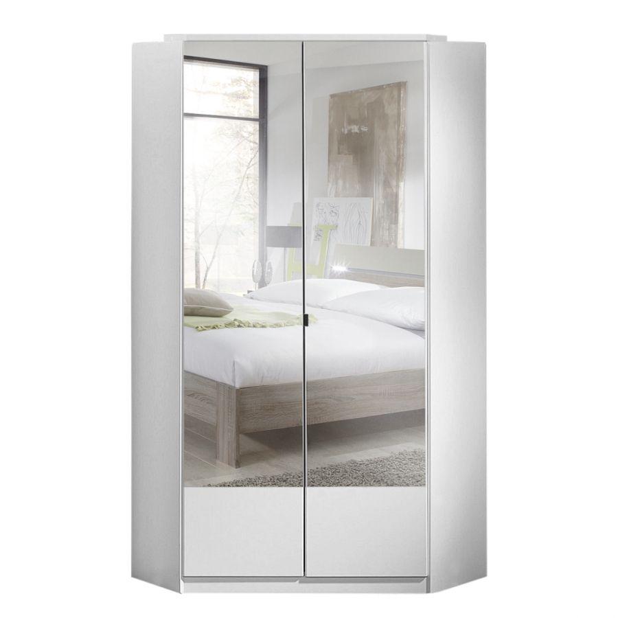armoire d'angle vanity - blanc alpin | entrée | pinterest | armoires