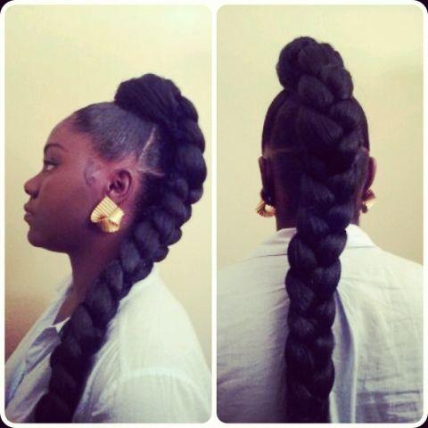 Sasha 3b C Natural Hair Style Icon Hair Pinterest Hair