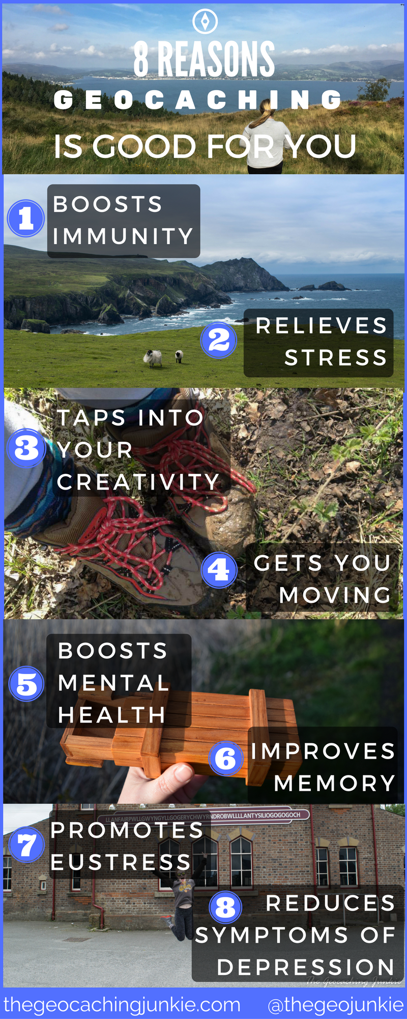 Geocaching is Good For You 8 Reasons Why Geocaching