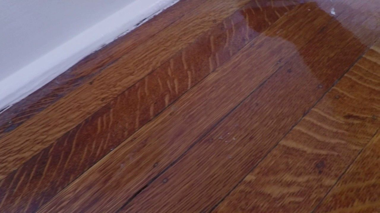 Removing Paint Dots From Hardwood Floor Without Sanding Hardwood