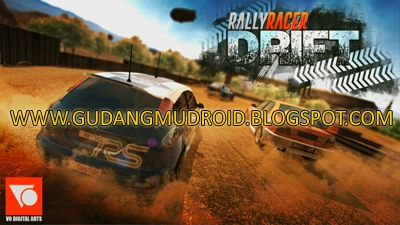 Free Download Rally Racer Drift Apk + Mod v89 Full Version 2016 | GudangmuDroid