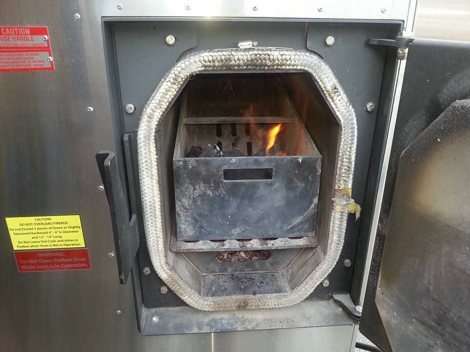 Our cast iron firebox customer photos wood stove firebox