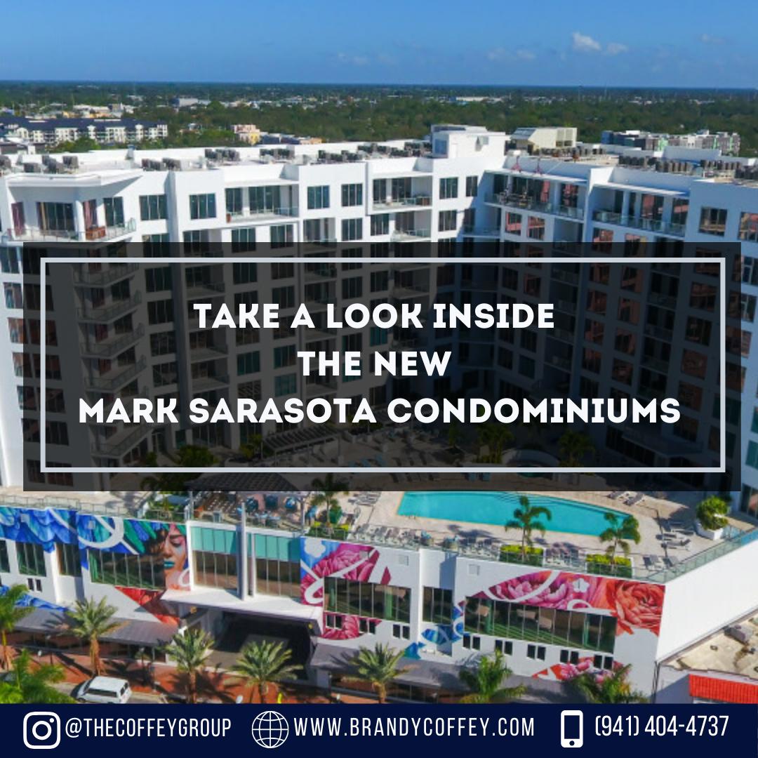 Small Condo Designs Condominiums: Take A Look Inside The New Mark Sarasota Condominiums In