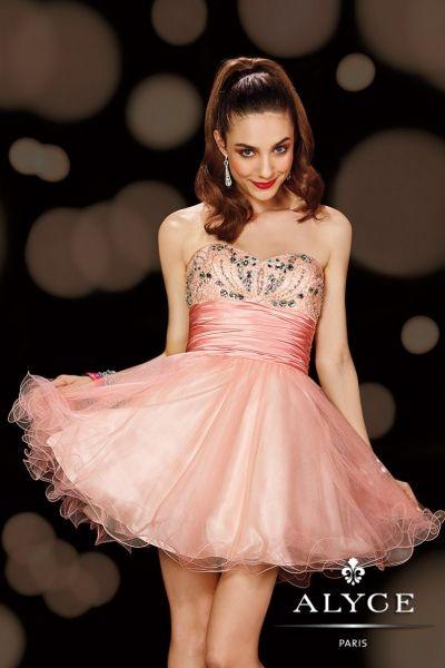 Vestidos de fiesta moda paris