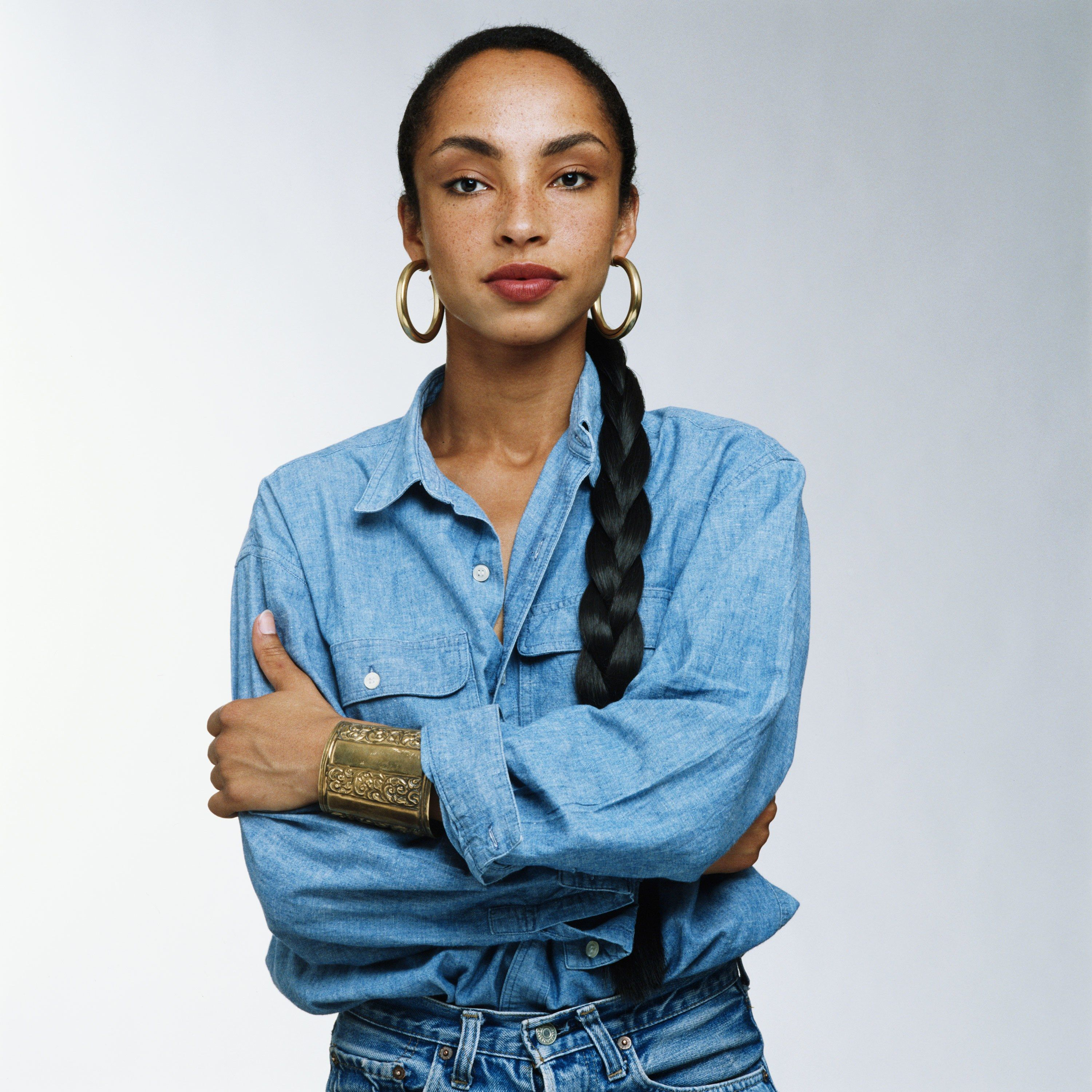 No Wonder Drake Tattooed a Picture of Sade on His Torso—She's a Style Legend