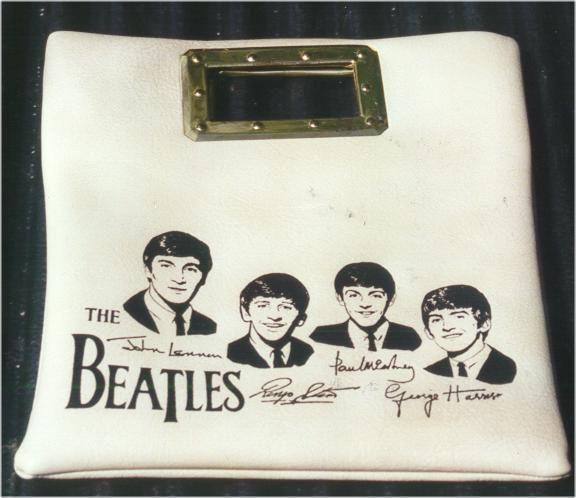 the beatles handbag