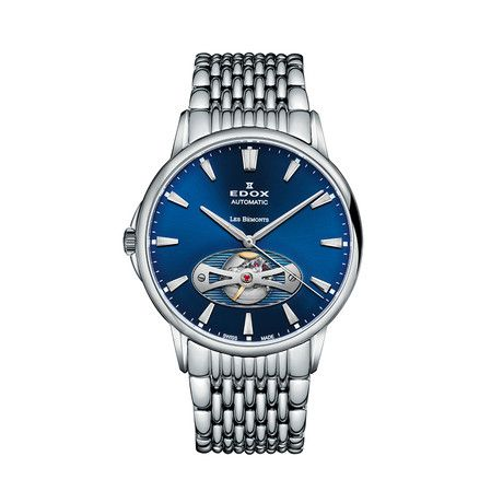 Edox Les Bémonts Open Heart Automatic    85021 3M BUIN  57effa3ca9