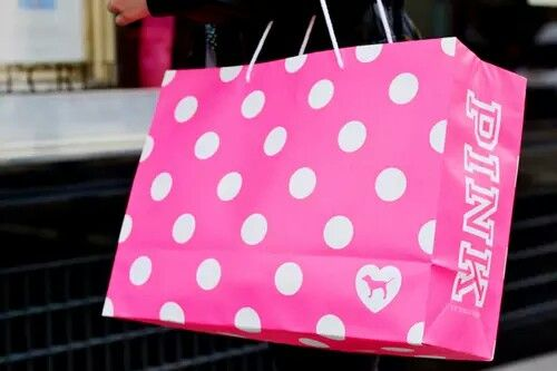Victoria Secret Pink Shopping Bag Coupon Code 8dd4e Ea444