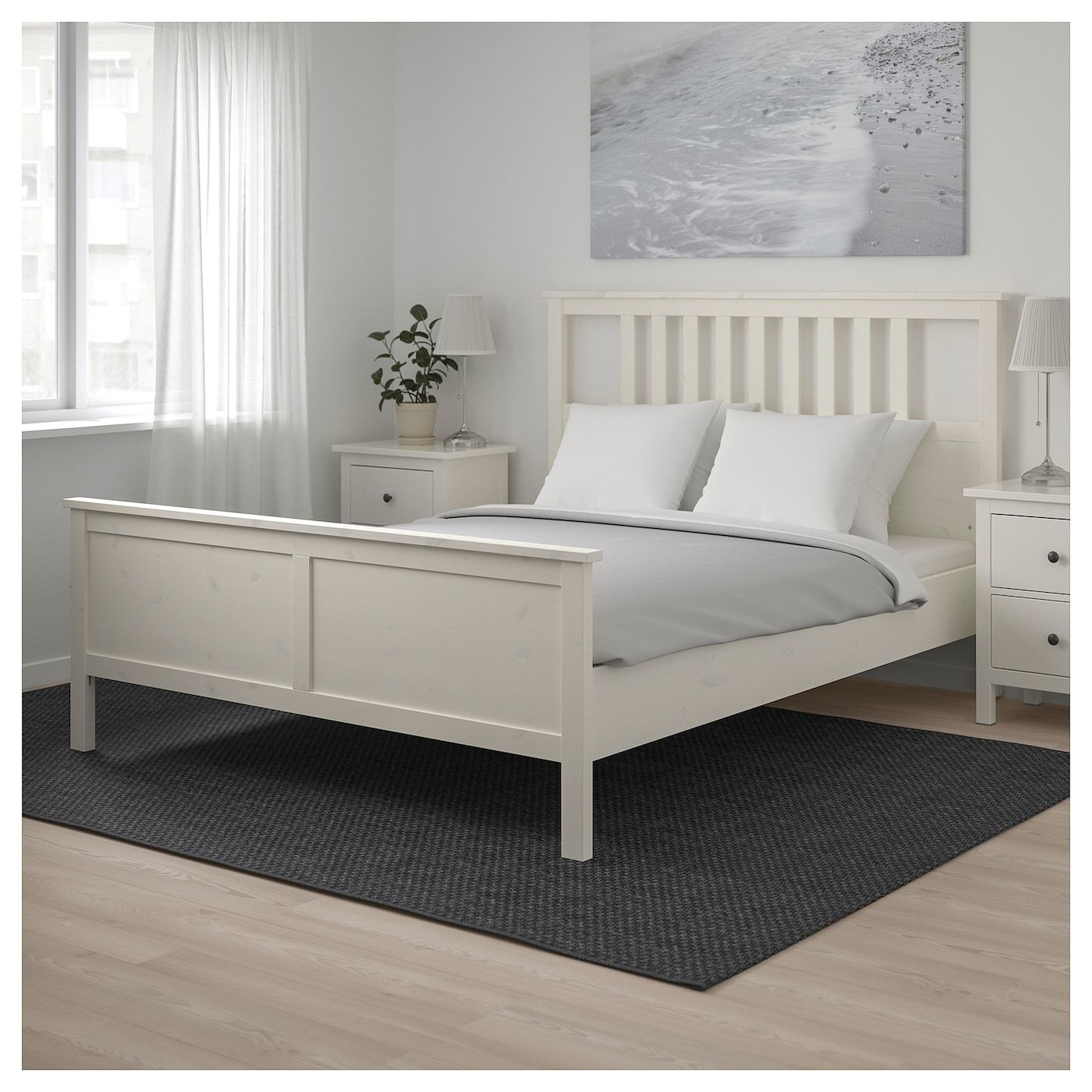 Hemnes Bettgestell Weiss Gebeizt Leirsund Ikea Osterreich Ikea Hemnes Bed Hemnes Bed Adjustable Beds
