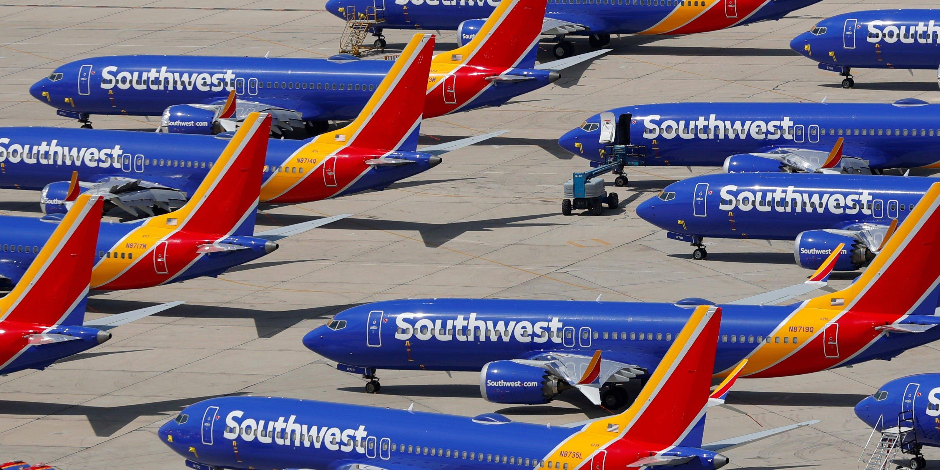 Southwest CEO says airline is 'in intensive care' but isn