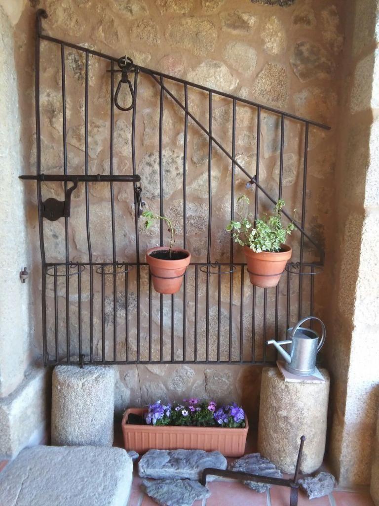 Jardín Vertical En Puerta Reciclada   Comunidad Leroy Merlin #ideasconvida