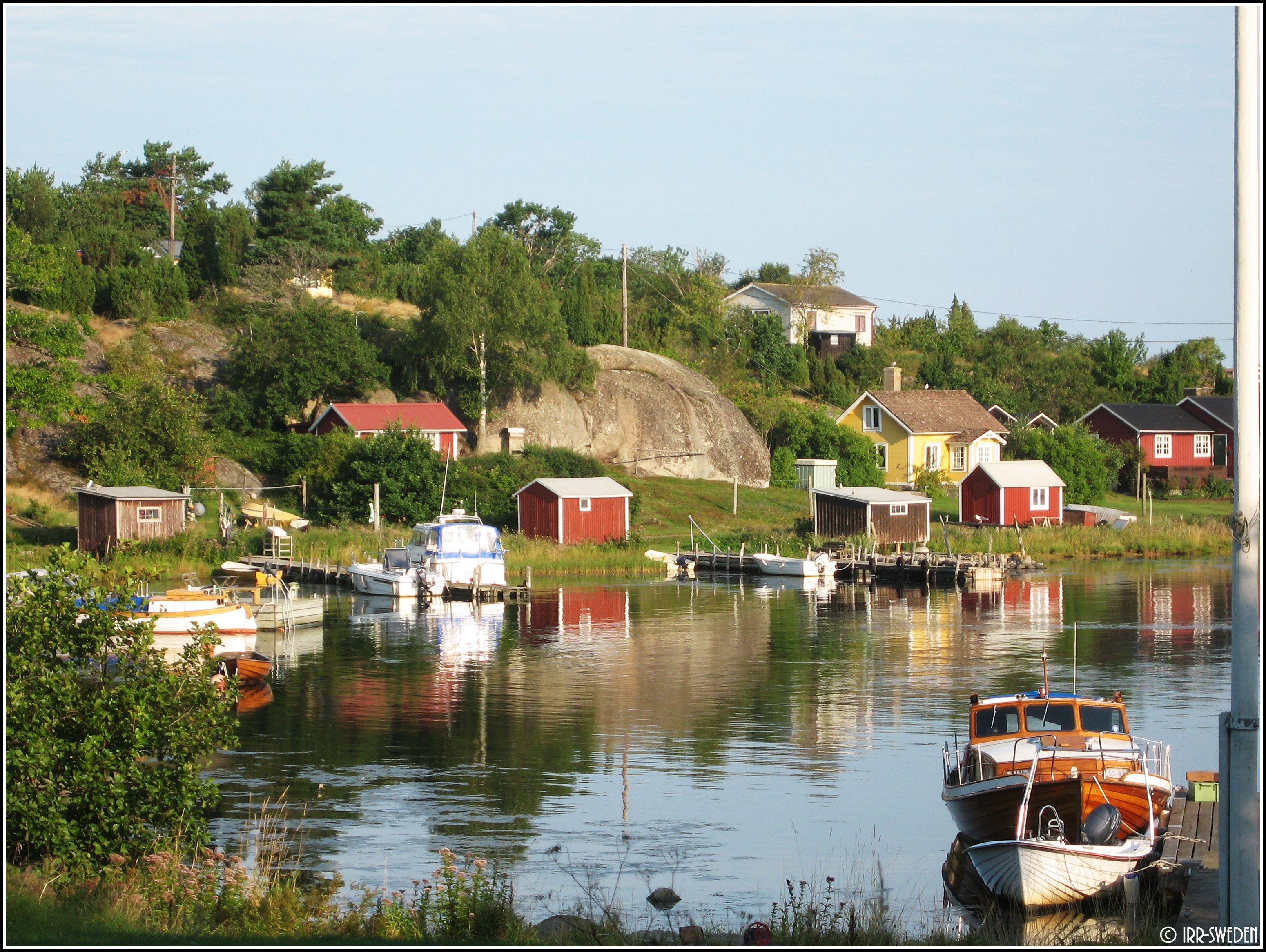 Karlshamn Sweden Schweden Skandinavien Sudschweden