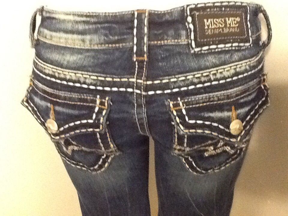 Miss Me Woman Jeans Size 30 #MissMe #BootCut | Kg Forever Miss Me ...