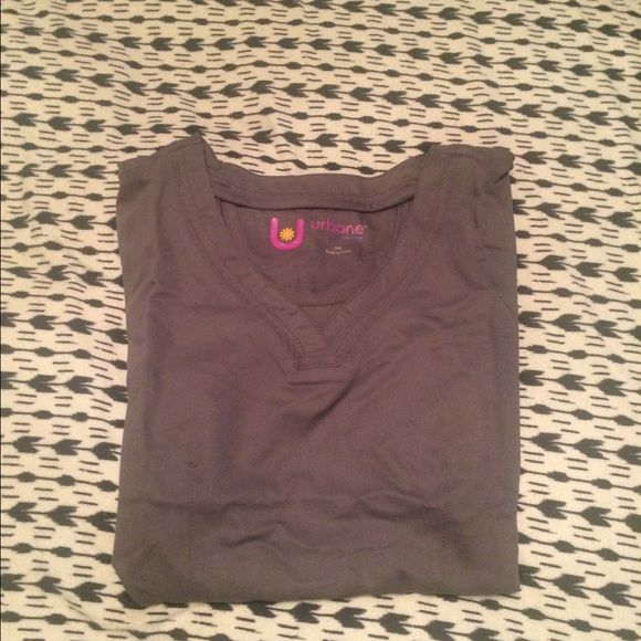 2 urbane scrub tops and urbane scrub pants 2 small urbane scrub tops, size XS drawstring urbane pants. Tops are brand new and never worn. Pants are gently used, great condition. Urbane Other