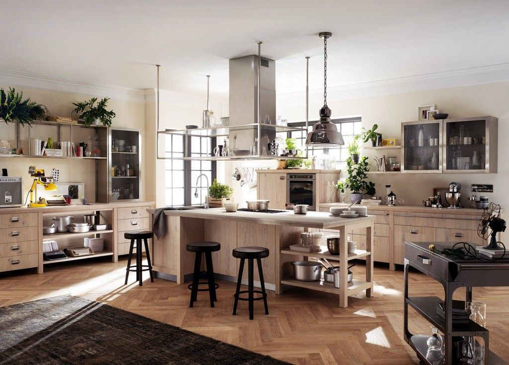 Cucine moderne in legno | Colonial kitchen, Kitchens and Colonial