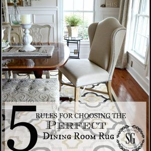 Choosing Size Of Dining Room Table  Httpbehoovenpress Pleasing Dining Room Carpet Size Decorating Design