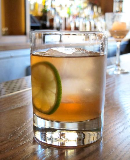 Ron Boyd and bar manager Carl Revelle to serve up classics like - bar manager