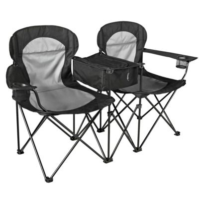 Swissgear Double Quad Chair Camp Furniture Outdoor Chairs Camping