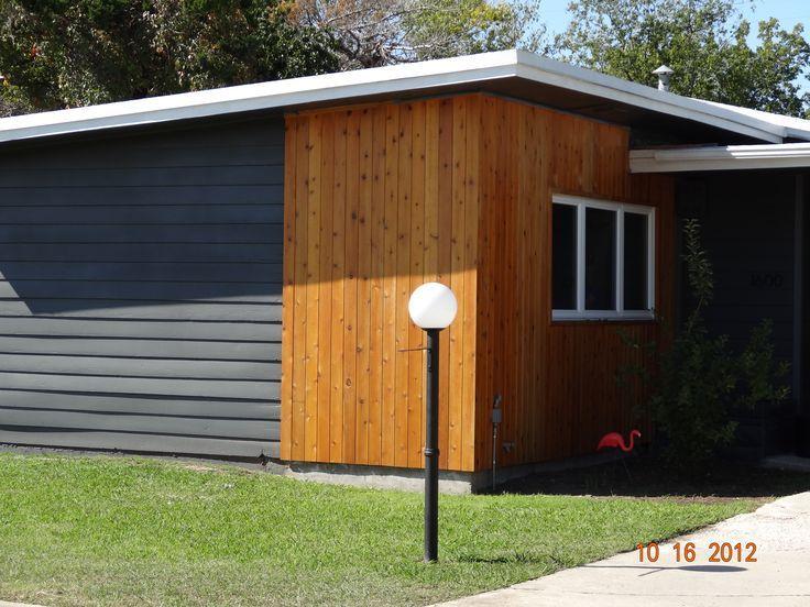 Modern Vertical Cedar Siding Entry Home Pinterest Cedar