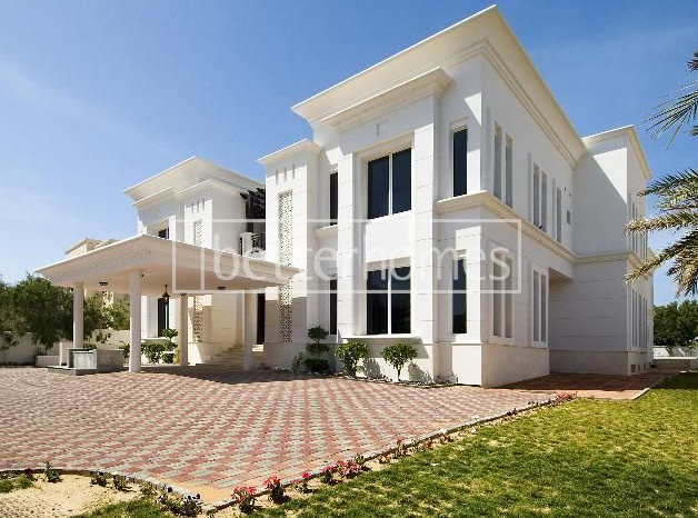 Dubai Luxury Homes | Mansion In Dubai W/ Floor Plans