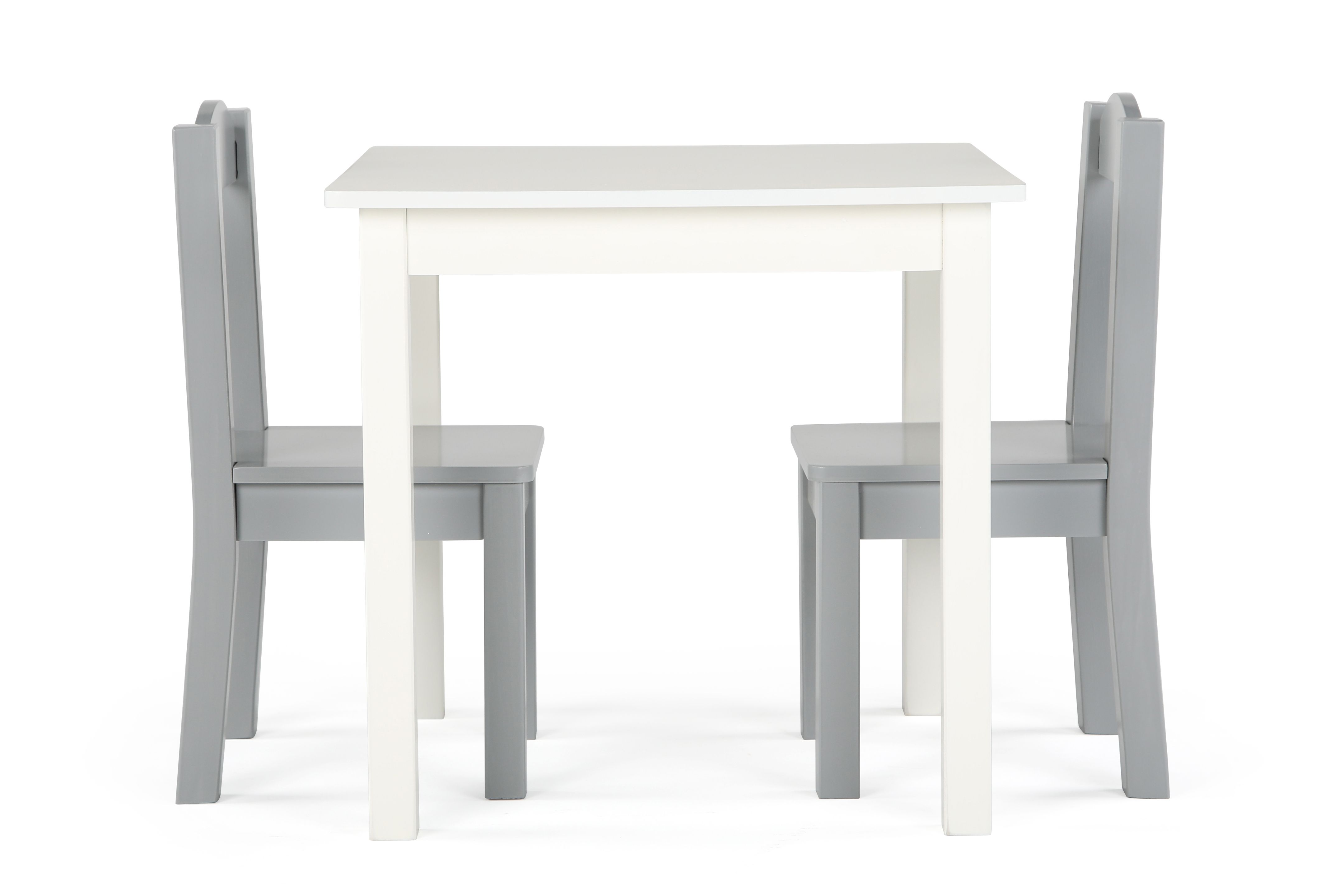 89c6827d781 Kids Brickmill Wood Table and Two Chairs Set