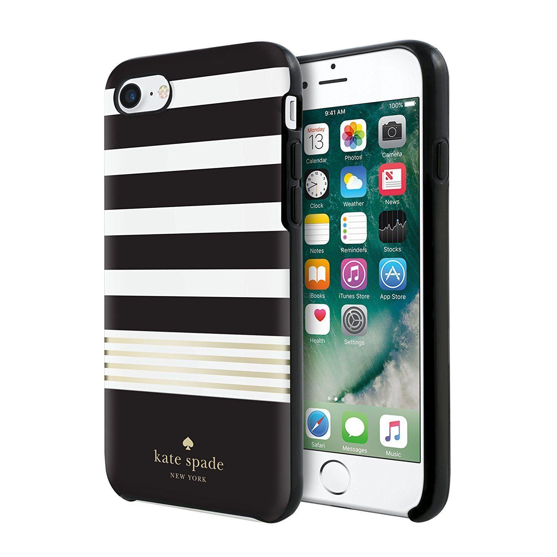 Kate spade new york hybrid hardshell case for iphone 8