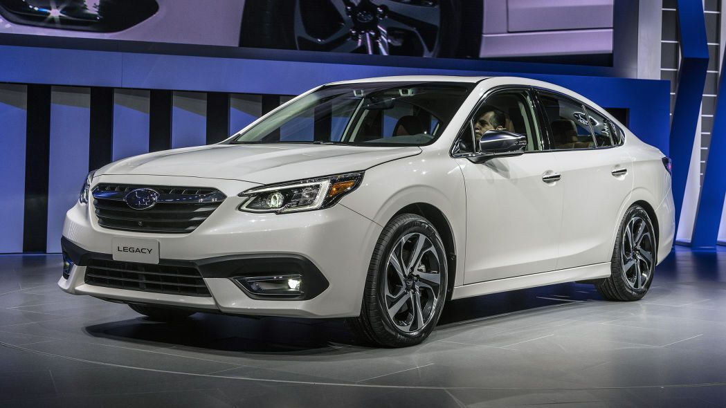 2020 Subaru Legacy And Outback Pricing Announced Subaru Legacy Subaru Legacy