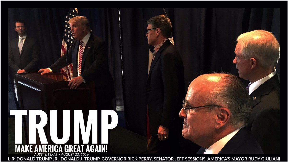Trump On Rudy S Moment Of Truth He Ll Get His Facts Straight Trump Rudy Giuliani In This Moment
