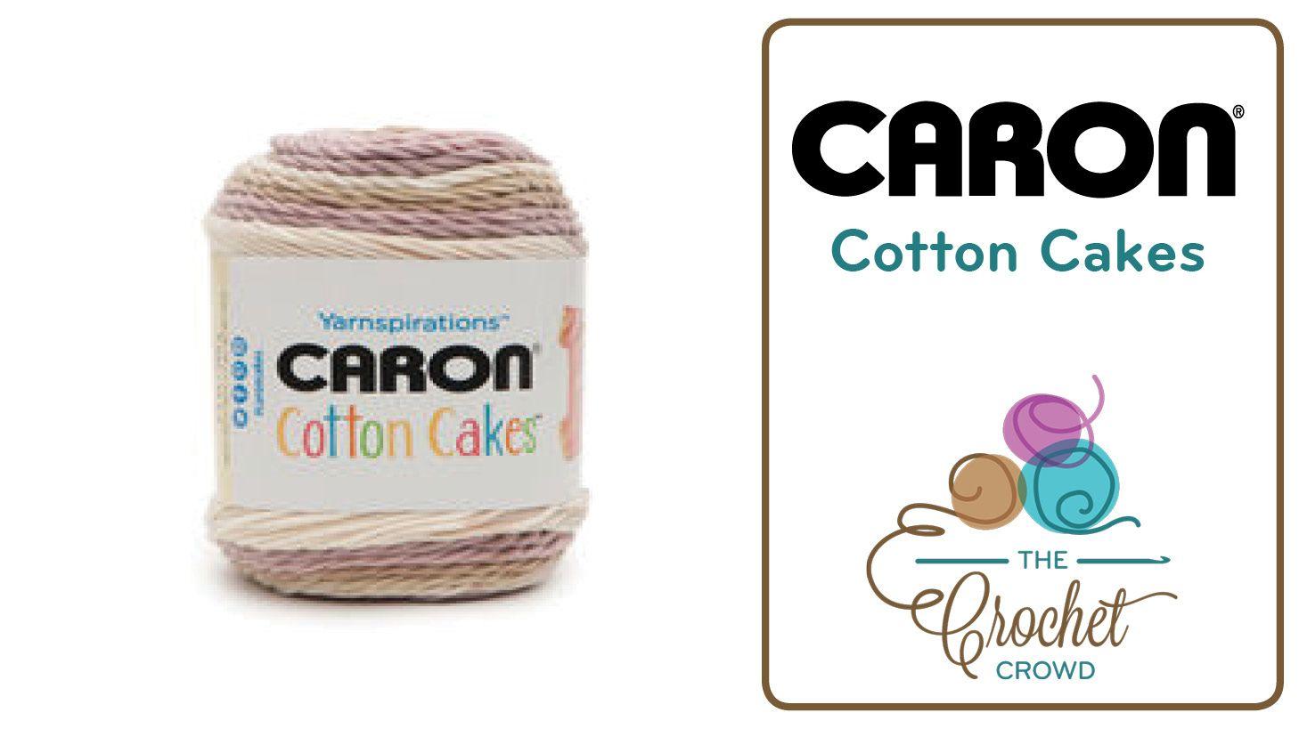 caron cotton cakes patterns