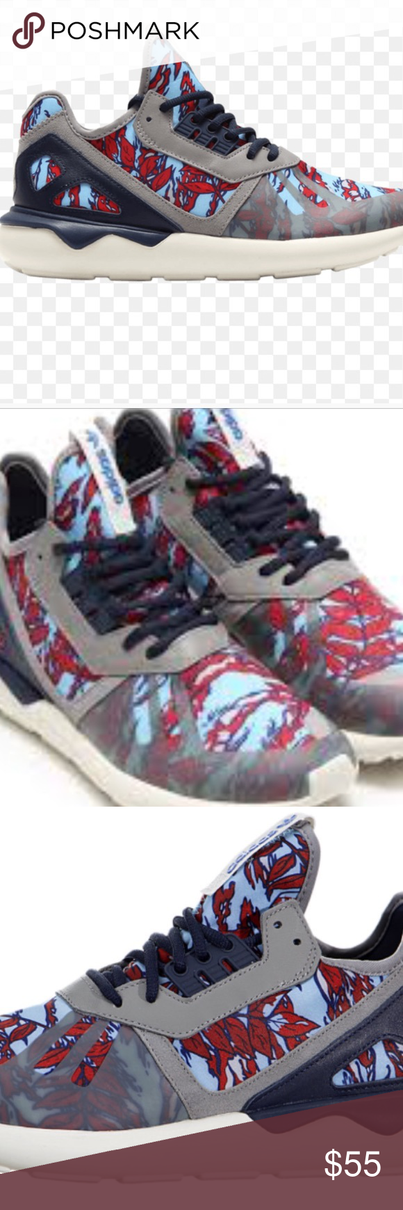 812144d82f82 Adidas Tubular Runner Men s B35637 Size 13 Brand New! Size 13 Seaweed Camo  adidas Shoes