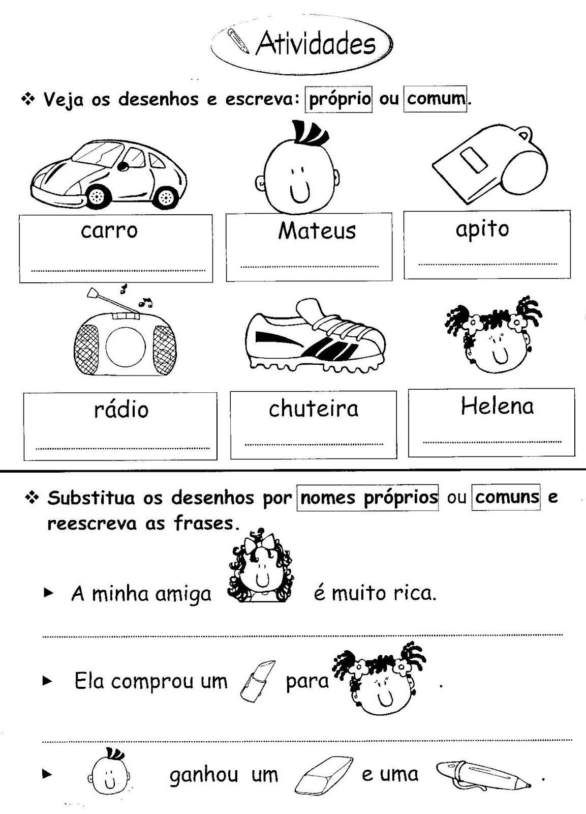 Pin De Ana Lucia Rodrigues Em Linda Atividades De Gramatica