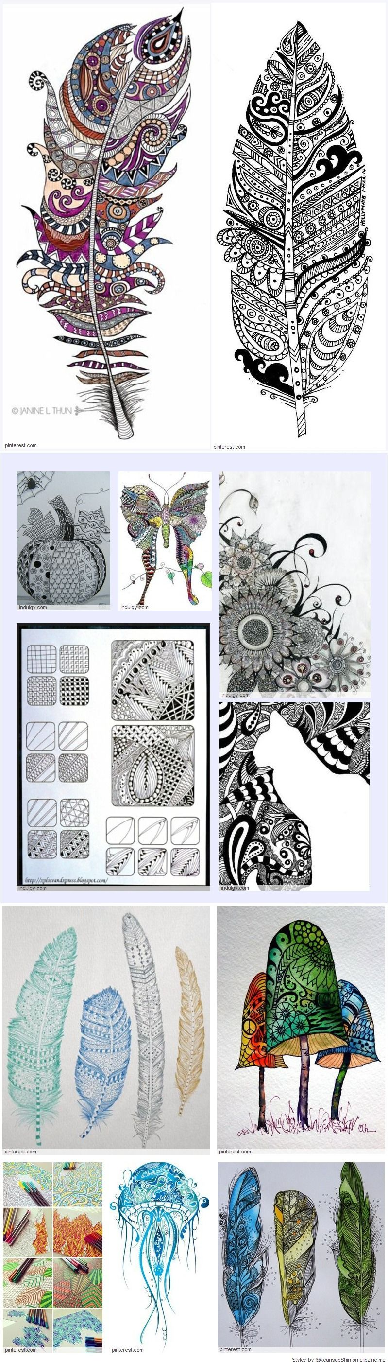 Zentangle Patterns Art Comes In All Shapes And Forms Be Careful To Not Fit Art In Just One Catorgary Zentangle Patterns Zentangle Drawings Doodle Art