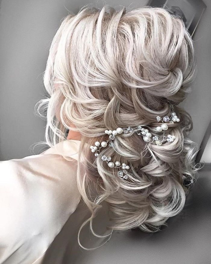 updo hairstyle,wedding hairstyle inspiration,braids,hair down,braided updo ,bridal updo