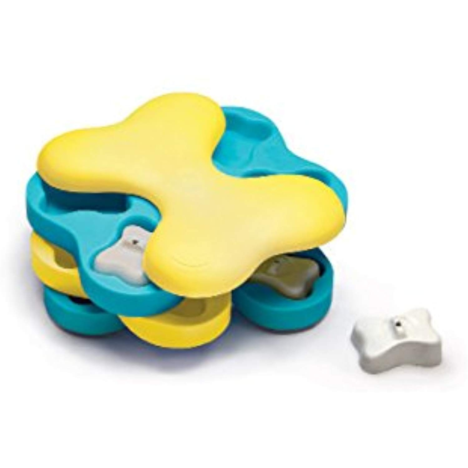 Outward Hound Nina Ottosson Dog Tornado Treat Puzzle Dog Toy By
