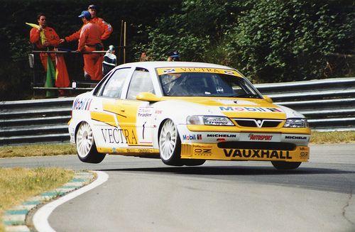 Vauxhall Vectra Vauxhall Btcc Touring Car Racing