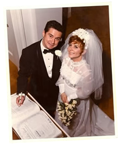 regis & joy phibin have been married over 40 years  what a