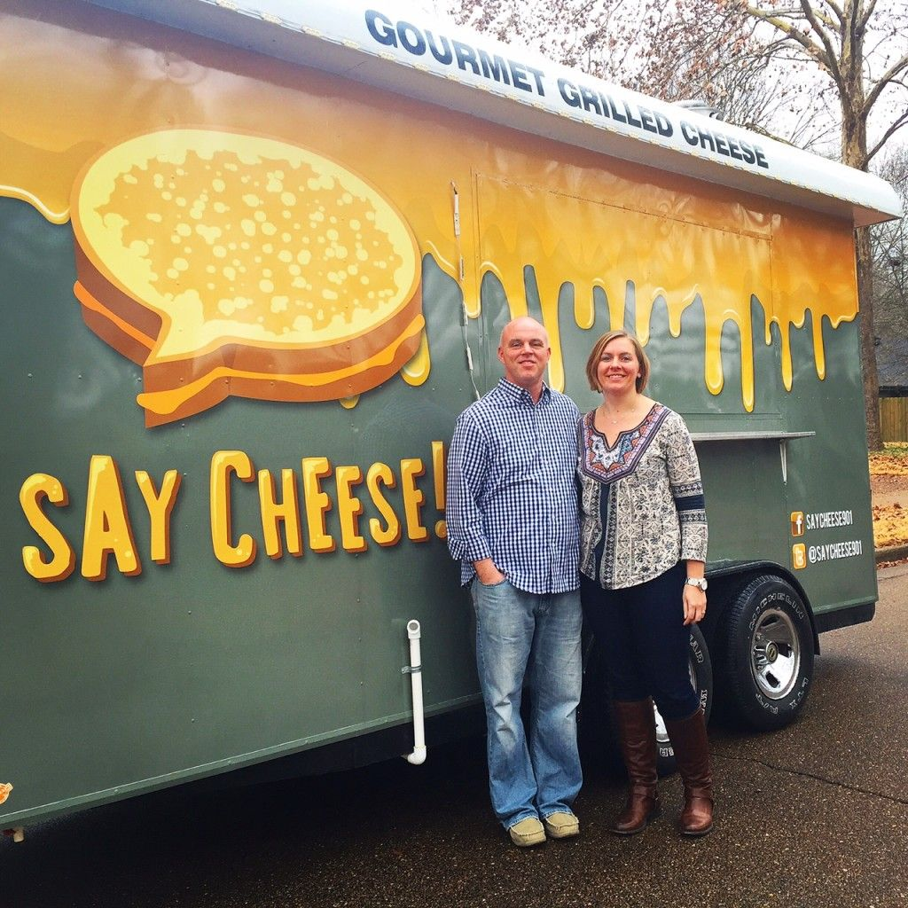 New to Memphis Say Cheese Food Truck Food truck, Cheese
