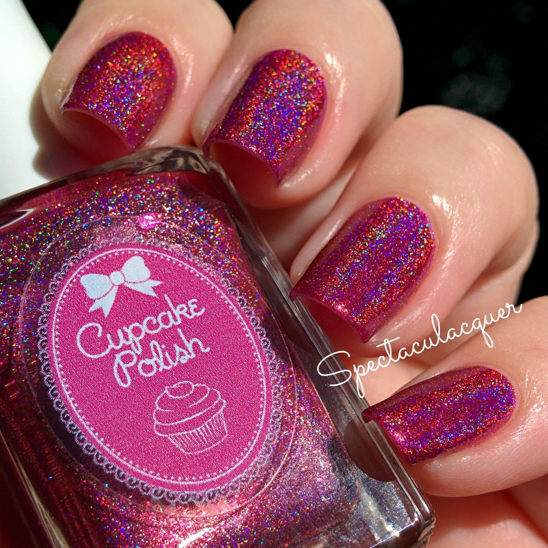 "Cupcake Polish ""America the Beautiful"" <3"